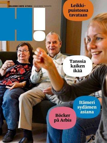Uuden - Helsingin kaupunki