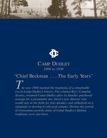 left - Camp Dudley