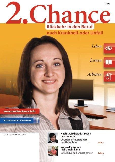 Rückkehr in den Beruf nach Krankheit oder Unfall - BFW Bad ...
