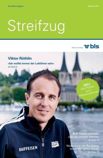 Viktor Röthlin - BLS