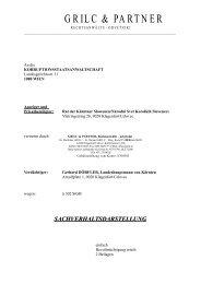 ANTRAG - Kanzlei Dr. Grilc & Partner • Rechtsanwälte • Odvetniki