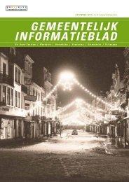 Gemeentelijk informatieblad - De Haan