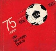 Festschrift_75_Jahre.. - Wormatia Worms