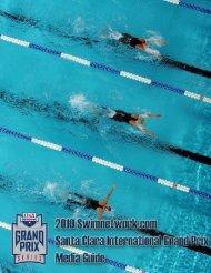 2010 Swimnetwork.com Santa Clara International ... - USA Swimming