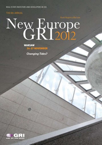 EURO UNDER StRESS - Is it all black or grey? - Global Real Estate ...