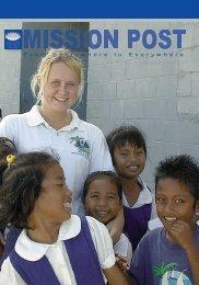 Mission Post - New - Adventist Volunteer Service