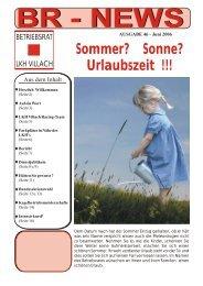 Ausgabe 46.1.cdr - Betriebsrat LKH Villach