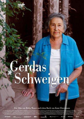 Gerdas Schweigen - Piffl Medien | Filmverleih