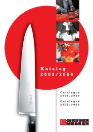 Katalog 2008/2009 - Gramiller