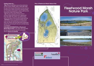 Fleetwood Marsh Nature Park - Lancashire Wildlife