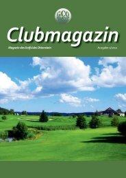 Clubmagazin - Golfclub-Ottenstein