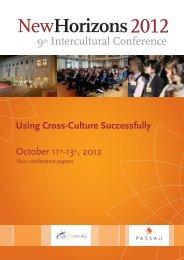 Excellent Workshops - Intercultural Conference