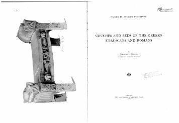 Untitled - Oriental Institute Research Archives - University of Chicago