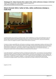 Share Everest 2011: tutte le foto, dalla conferenza ... - Ev-K2-CNR