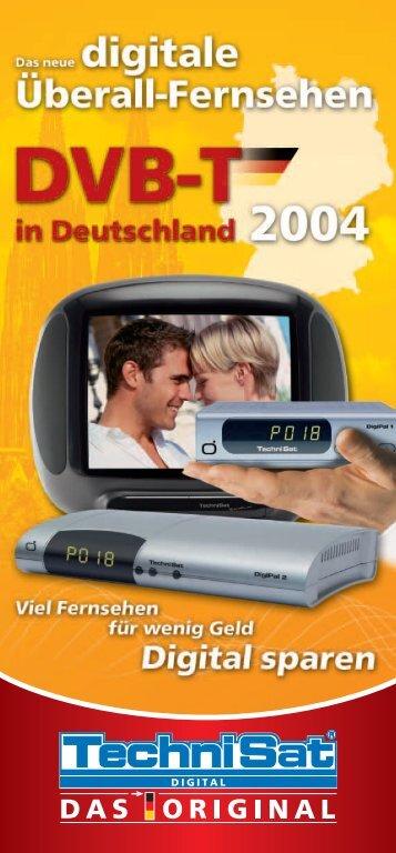 TechniSat: Der größte Digitalreceiver- hersteller Deutschlands!
