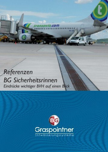 Referenzmappe der Sicherheitsrinne - BG Graspointner GmbH & Co ...