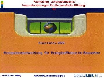 E wietow komp-fuer-bauoekologisches-Handeln - BiBB