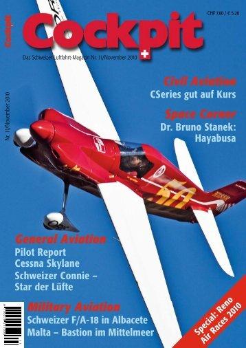 pdf Download November 2010 - Cockpit