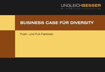 Ungleich Besser Diversity Consulting