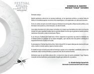 Programa en pdf - Secretaría Cultura Yucatán
