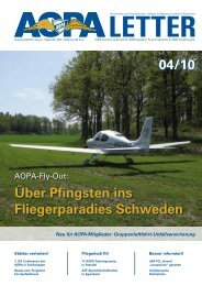 Download als PDF-Datei - AOPA - Germany