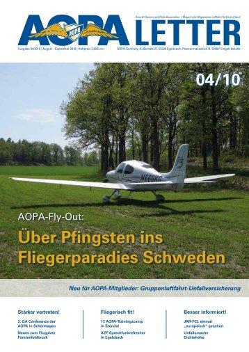 Download als PDF-Datei - AOPA - Germany