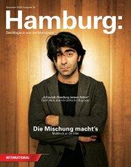 Die Mischung macht's - Hamburg Marketing GmbH