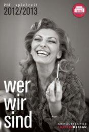 Das Spielzeitheft 2012/2013 als PDF (29MB) - Anhaltisches Theater ...