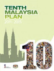 10th. Malaysia Plan 2011-2015 - Prime Minister's Office of Malaysia