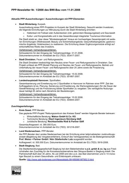 Stadtebaultcher Vertrag Pdf Kostenfreier Download 15