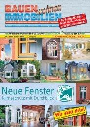 kooperationspartner des - Bauen Wohnen Immobilien