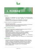 Standard Baubeschreibung 01.10.2011 - varioffice - Seite 3
