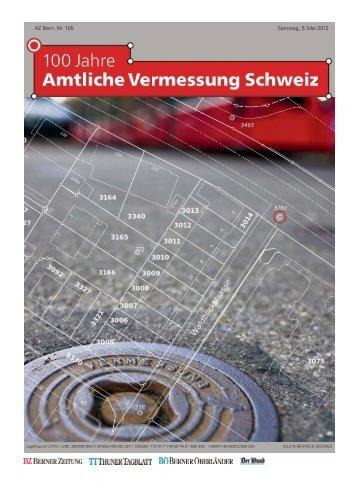 BernerZeitung, Thuner Tagblatt, Berner Oberländer, Der - cadastre.ch