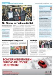 sonderkonditionen für das deutsche handwerk! - Handwerkskammer ...