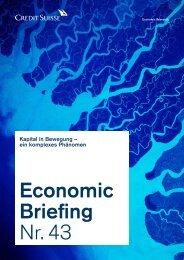 5 Fazit: Wichtiger Beitrag der Schweiz - Credit Suisse eMagazine ...
