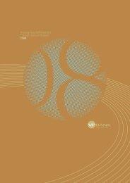 Geschäftsbericht 2008 VP Bank (Schweiz)