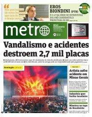EROS BIONDINI (PTB) - Metro