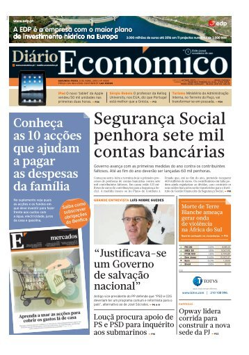 Os 'price targets' - Económico