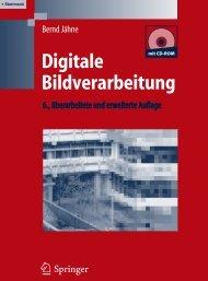 Digitale Bildverarbeitung - Extra Materials - Springer