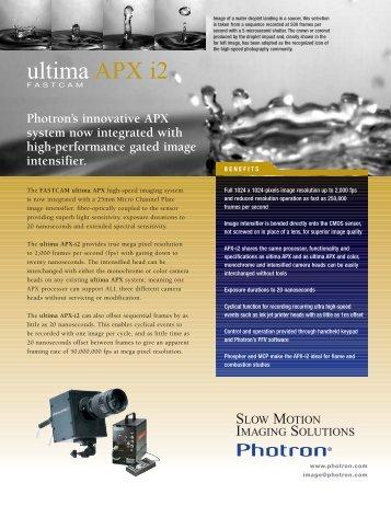 ultima APX i2 - Photron