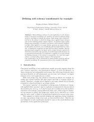 View - Data & Knowledge Engineering