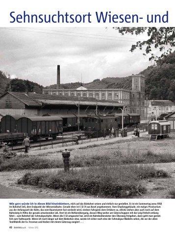 Musterseiten Bahn-Epoche