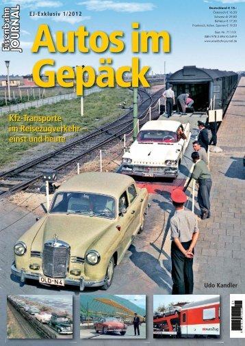 EJ Exklusiv 1/2011 - Verlagsgruppe Bahn