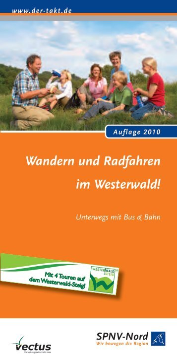 Wandern und Radfahren im Westerwald! - Rheinland-Pfalz-Takt