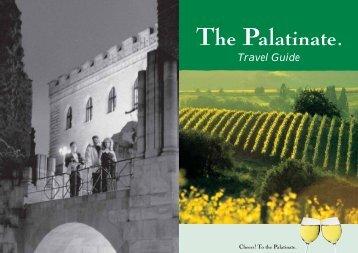Travel Guide - Pfalz-Touristik