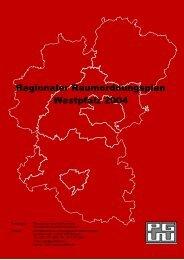Regionaler Raumordnungsplan Westpfalz 2004 - Fakultät VI Planen ...