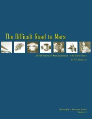 The Difficult Road to Mars - NASA Office of Logic Design
