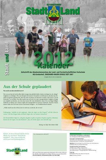 Kalender2012[1].pdf - Land- und Forstwirtschaftliche Fachschule Alt ...