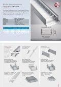 Stahlrinnen-Programm. - BG Graspointner GmbH & Co KG - Seite 5