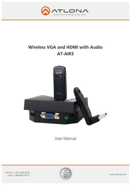 ATLONA WIRELESS VGA AND HDMI WITH AUDIO WINDOWS 8.1 DRIVER DOWNLOAD